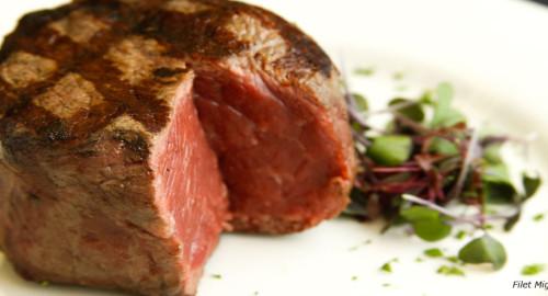 Menu - Mark's Prime Steakhouse